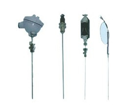 Wear-resistant thermocouple (resistance)